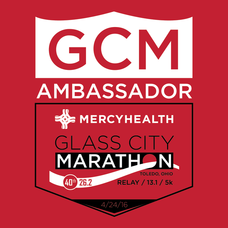 Glass City Marathon Ambassador