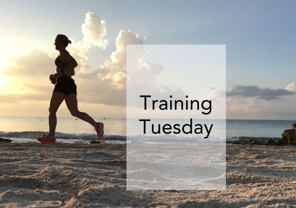 training tuesday